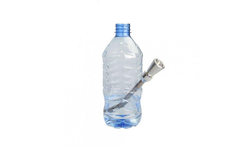 Jak zrobić Bongo z butelki?