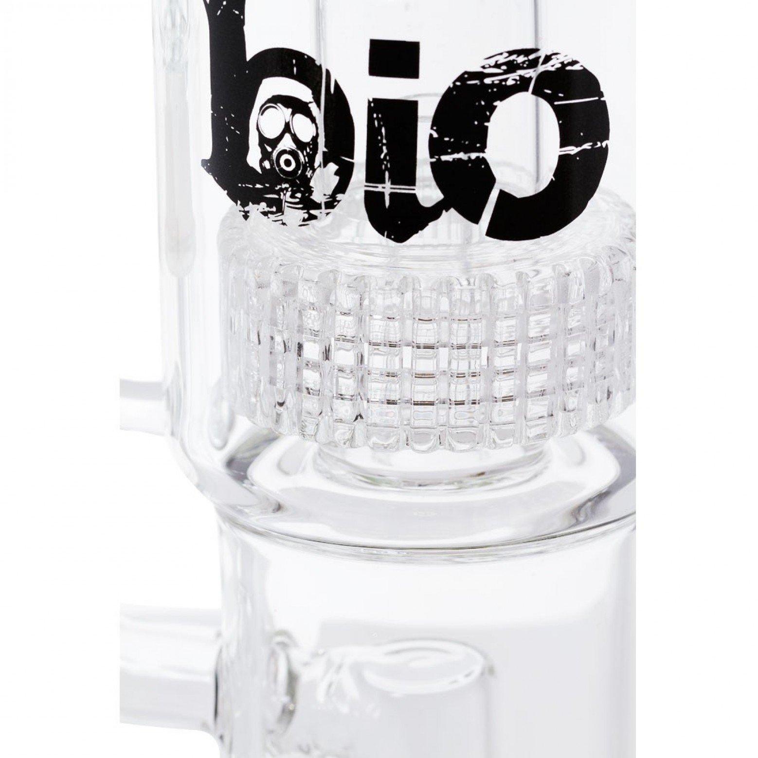 Bongo szklane BIO Hazard 30 cm