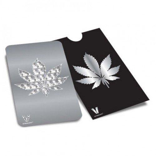 Karta Liść Marihuany