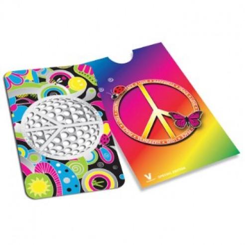 Karta Peace & Love
