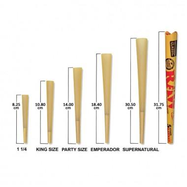 RAW Klasyczny 5 Etap RAWKET Stożki